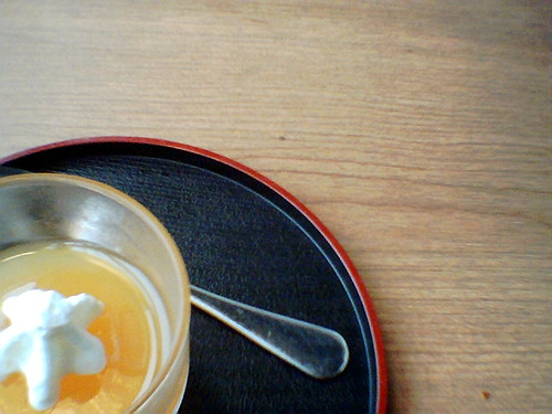 Orange Jelly @ Wasabi