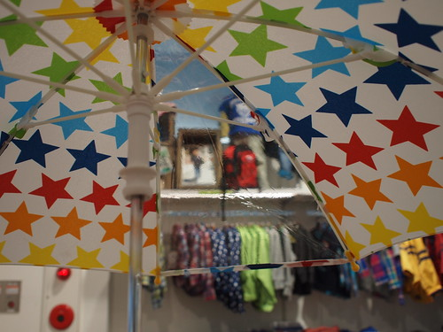 子ども用の傘_内側2