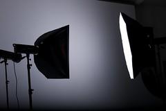 Eigenes Studio um Passfotos selber zu machen