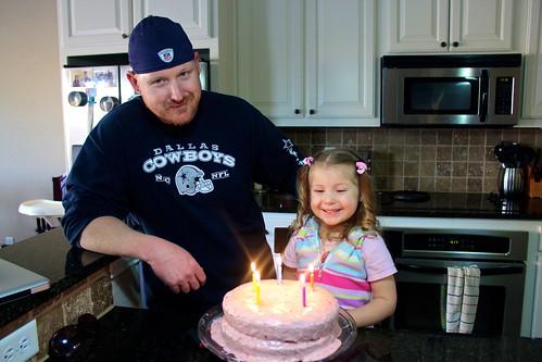 Birthday Cake for Trey