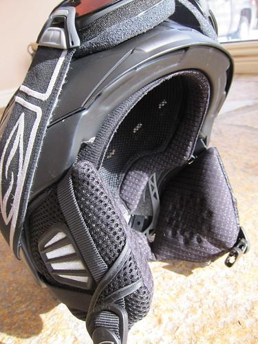 Smith ski helmet - insulation galore