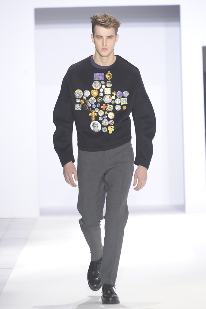 James Smith3573_FW12 Paris Christian Lacroix(Homme Model)