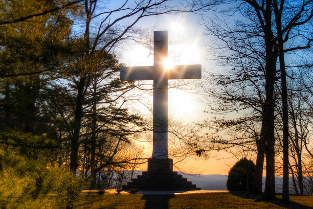 Sewanee - The University of the South - Memorial Cross