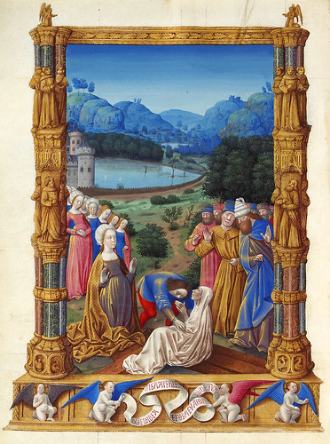 008-Très Riches Heures du duc de Berry -MS 65 F133V-Creditos-Wikimedia Commons user Petrusbarbygere