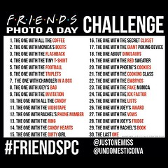 Friends Photo A Day Challenge via @avitable @justonemiss and @undomesticdiva #friendspc