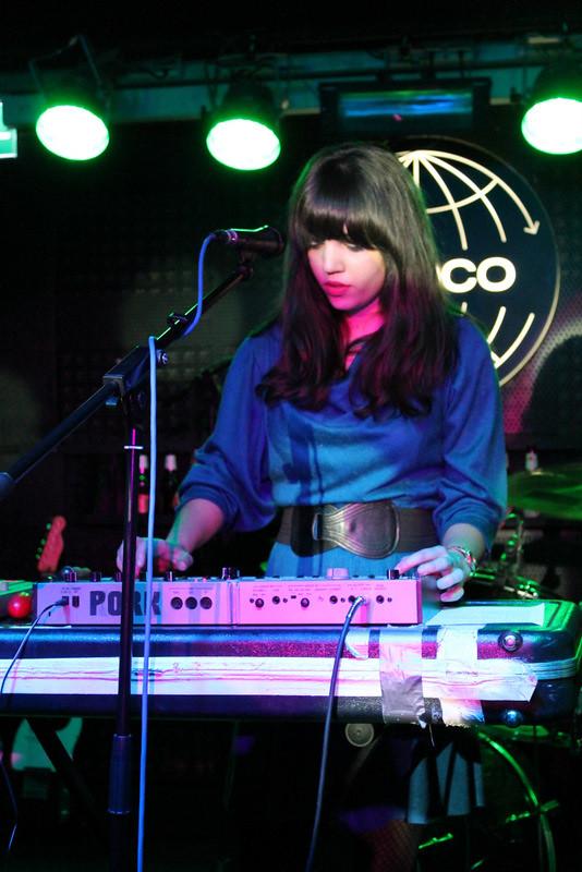 DOLORES + CERDITO, 28 de enero de 2012, Sala Siroco, Madrid