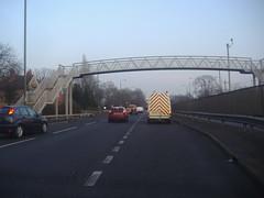 Chadwell Heath bridge