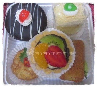 Snack Box Maizah Asya by DiFa Cakes