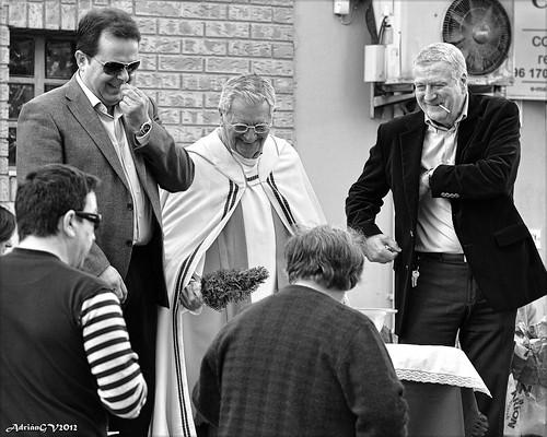 El regidor, el capellà i el senyor alcalde by ADRIANGV2009