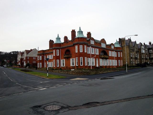 Royal Hotel Scarborough Postcode