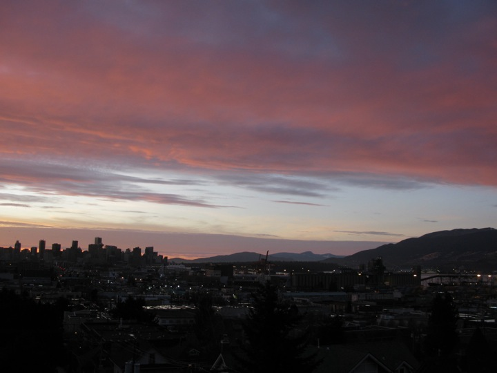 vancouver winter sunset 003