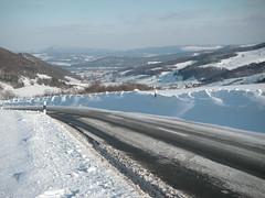 Schenkenbergertal im Winter