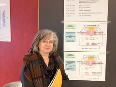 Oberbürgermeisterin Ottilie Scholz (Bürgerkonferenz Bochum: Standpunkt Bochum (im RuhrCongress))
