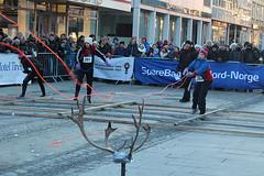Norwegian championships in lasso throwing