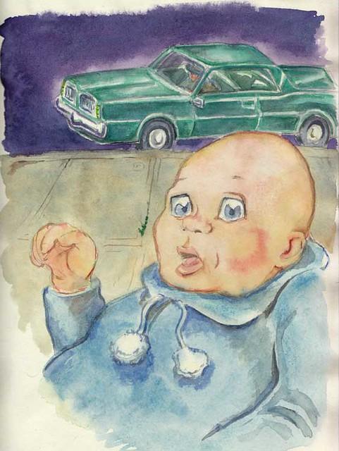 baby-car