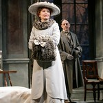 Kate Burton in the Huntington Theatre Company's production of The Cherry Orchard. Part of the Huntington Theatre Company's 2006-2007 Season. Photo: T. Charles Erickson