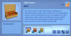 Talle Couch