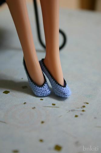 FR2, Crochet room shoes