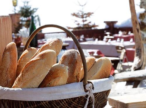 Bread - Le Chalet des Arcs