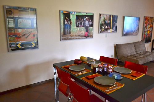 guatemala lodging antigua hotel continental breakfast