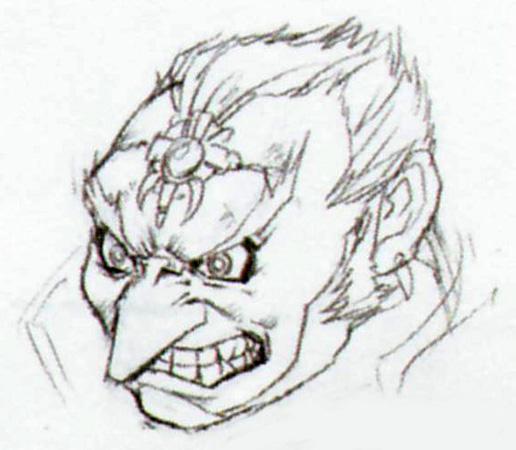 OoT Ganondorf