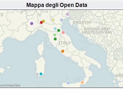 L'Italia degli Open Data