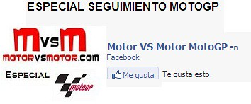 Especial Seguimiento Facebook MotoGP MotorVSMotor