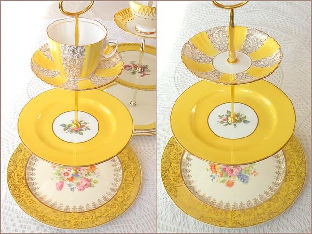 Image Result For Gold Pedestal Cake