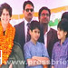 Kids join mother Priyanka Gandhi Vadra in Amethi (14)