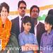 Kids join mother Priyanka Gandhi Vadra in Amethi (14)