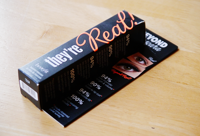 benefit they're real mascara review 1