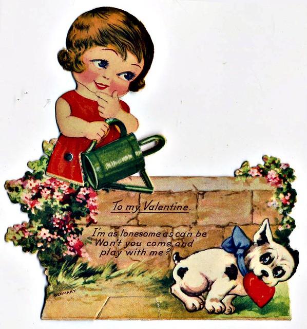 To My Valentine French Bulldog