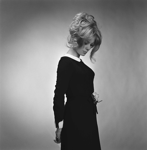 Catherine Deneuve by What Makes The Pie Shops Tick?