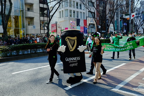 Harajuku St Patricks Day Parade 2014 17