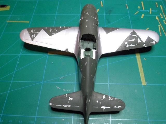 Pas-à-pas : Mitsubishi J2M3 modele 21 Raiden Jack [Tamiya 1/48] 13363912995_e489a3896a_o