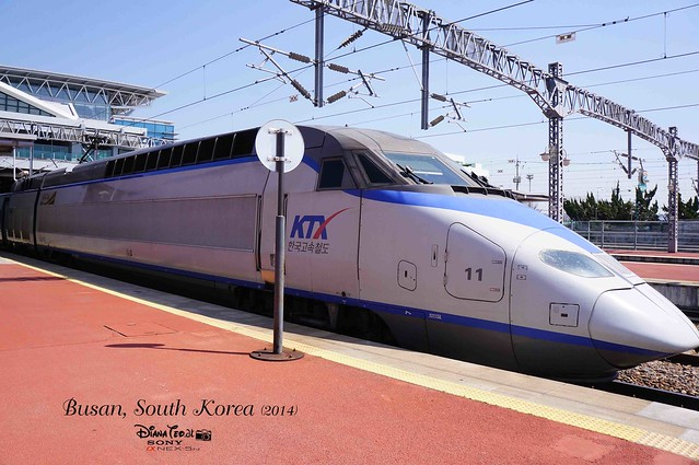South Korea 2014 - Busan Korail
