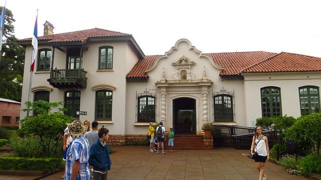 ruínas jesuíticas de san ignacio