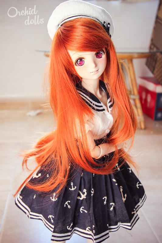 Ginger Melocotón <3