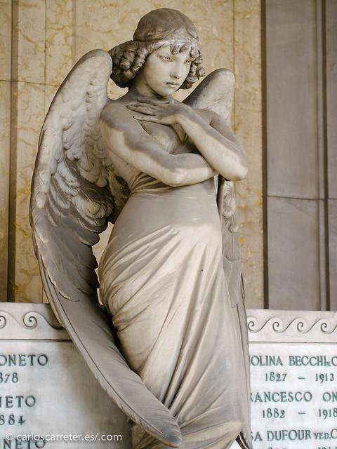 Cementerio Monumental de Staglieni - Génova