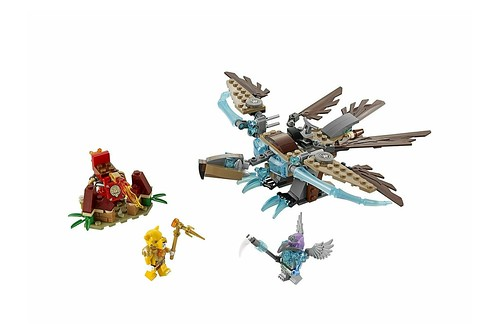 70141 Vardy Ice Vulture Glider