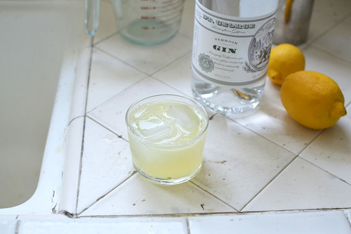 gin and sage