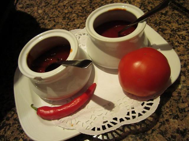 Chili or tomato