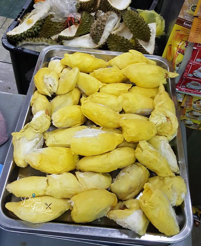 rojak and cendol shah alam seksyen 24 fresh durians