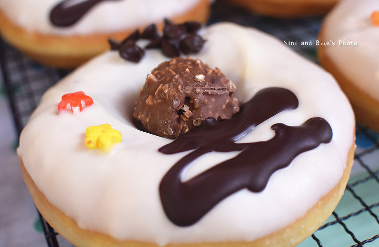 彰化員林JUICY DONUT創意造型甜甜圈17
