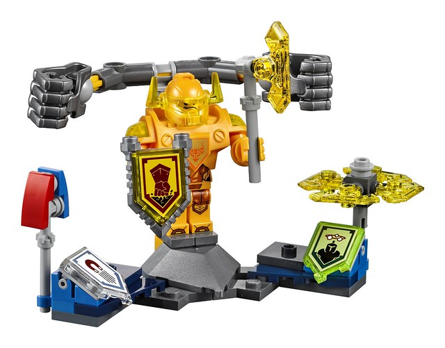 LEGO Nexo Knights 70336 - Ultimate Axl
