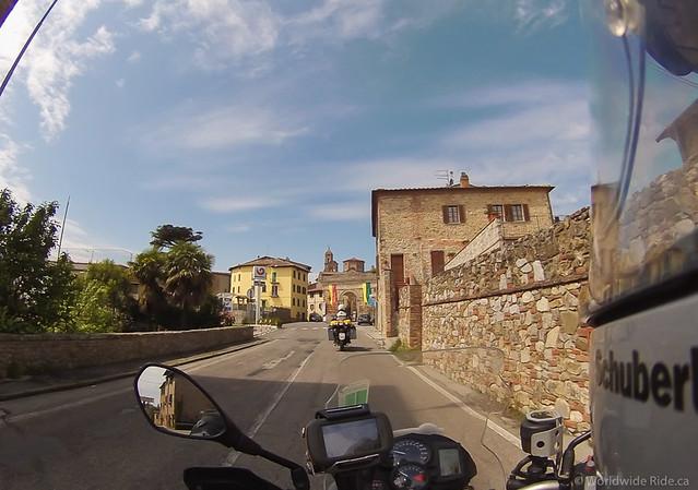To Livorno