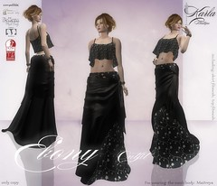 !!! Karla Boutique !!! Ebony Outfit  fitmesh