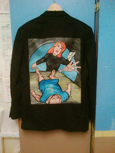 The MRI: Tobias Gilk's Jacket