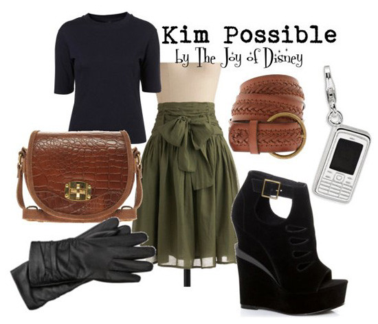 Inspired by: Kim Possible