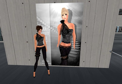 Asteria Creations - Aila Outfit, free by Cherokeeh Asteria